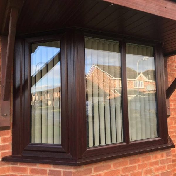 Modern Bay Window Install