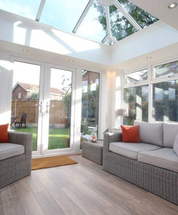 Elegant Orangery Interior