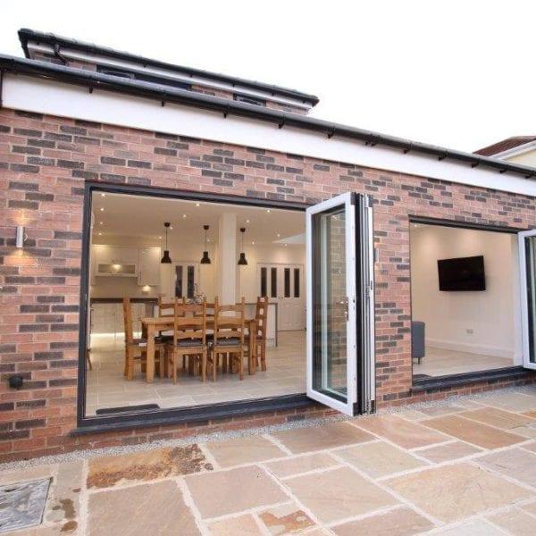 Bifold Doors Extensions in West Derby