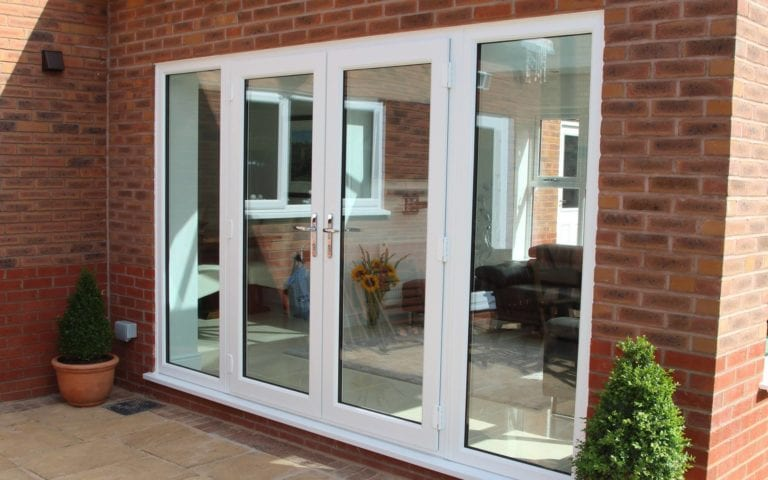 Double glazed french doors in Liverpool
