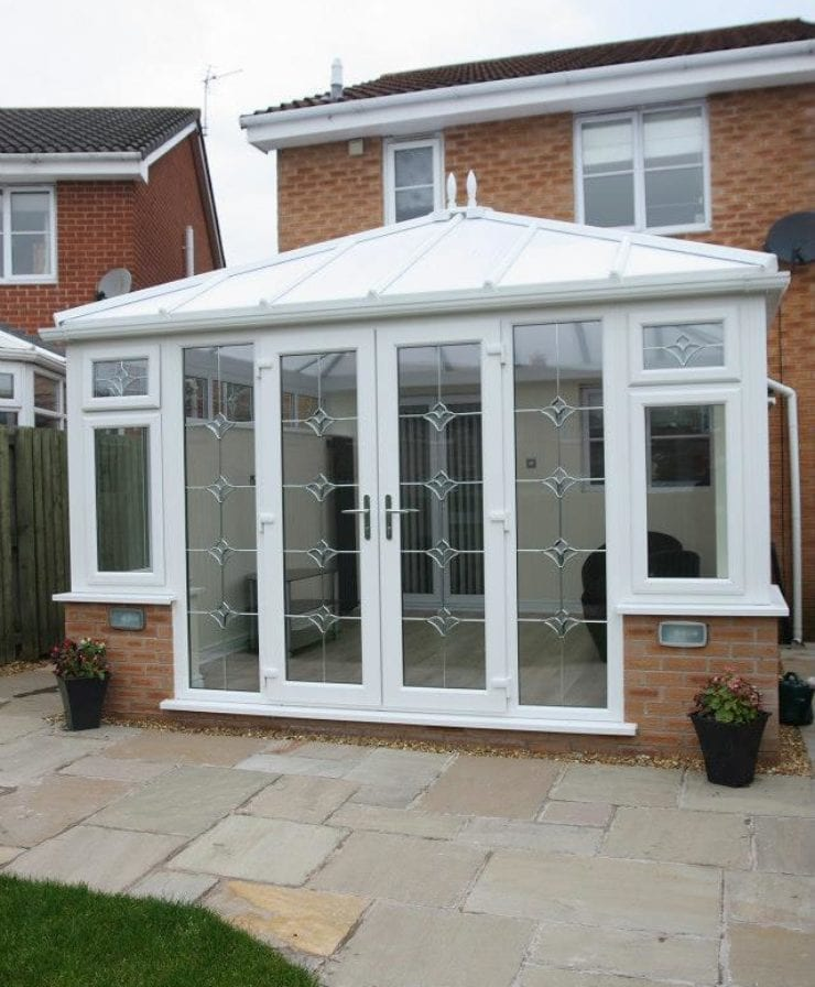 Orangery extension in Liverpool