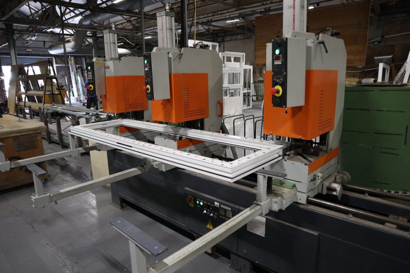 Allerton Windows Manufacturing