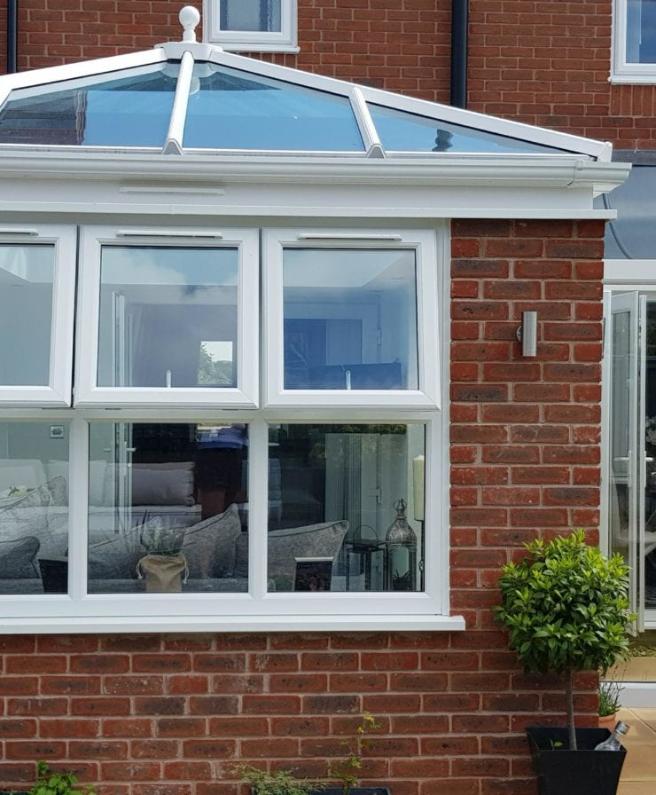 Middlewich Orangery Extension