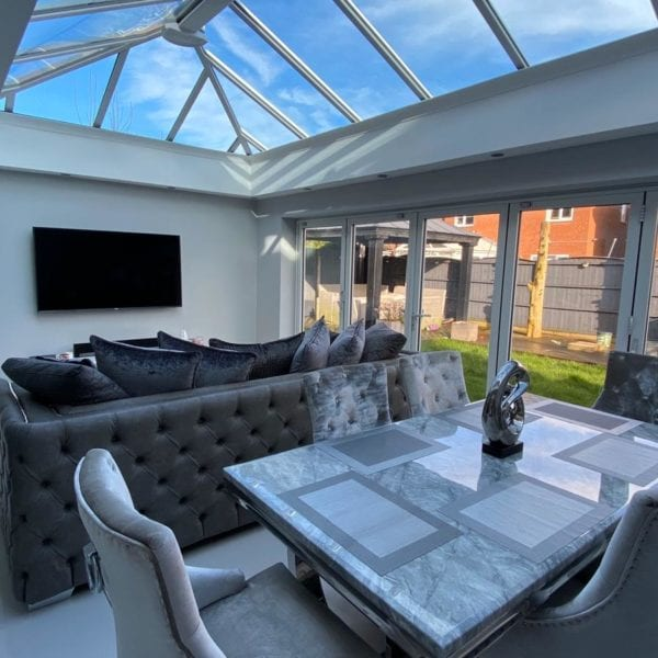 Bespoke conservatory in Liverpool