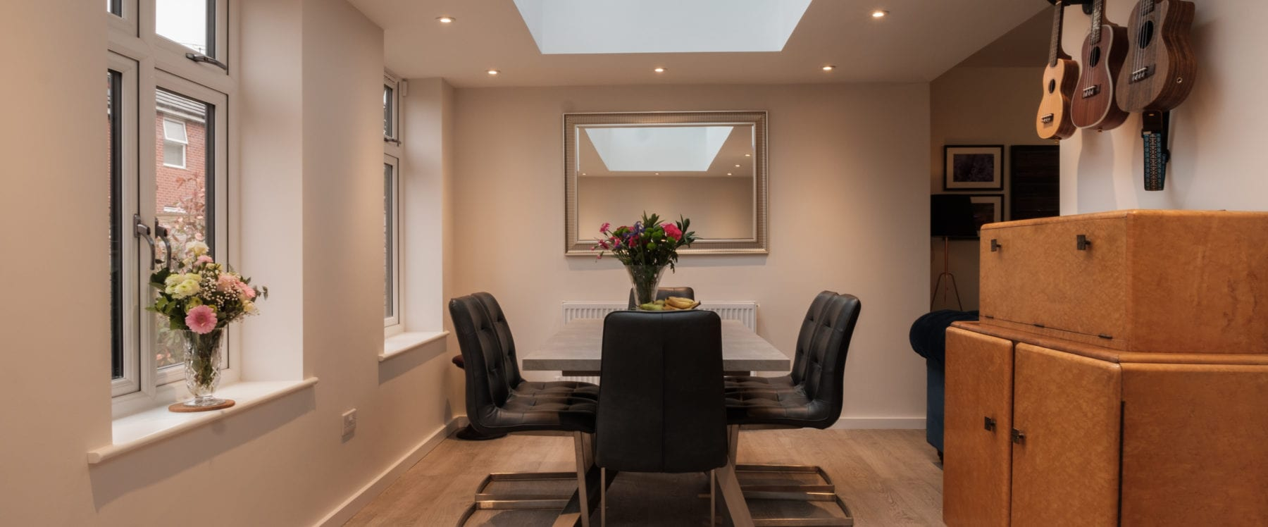 Home extension in Liverpool